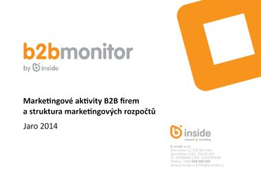 Marketingové aktivity v B2B