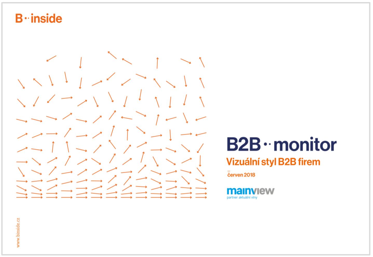 Studie - Vizuální styl B2B firem